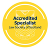 Law Society accredited specialist